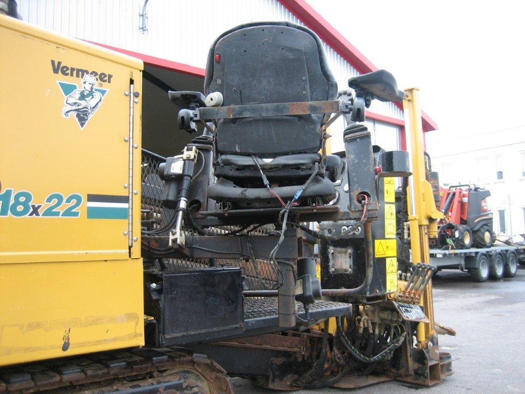 vermeer D18х22 2004