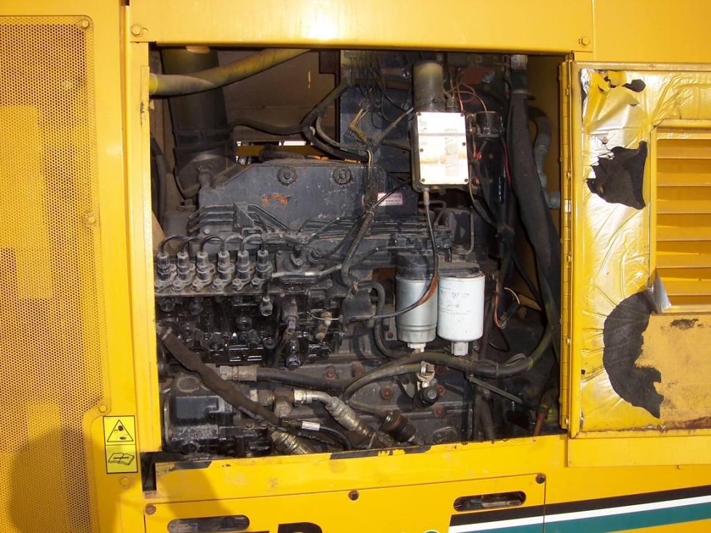 двигатель d80х100